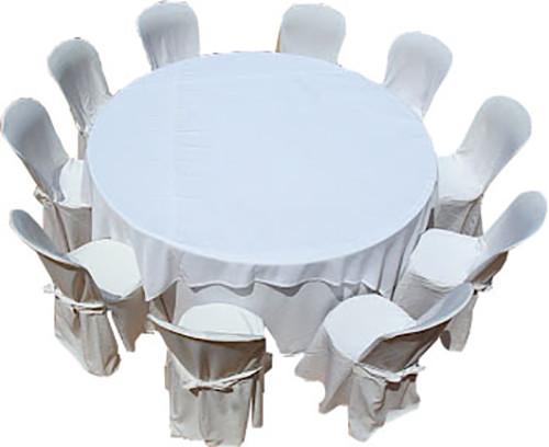 Location de mat riel pour banquets location de nappes for Location mobilier lausanne